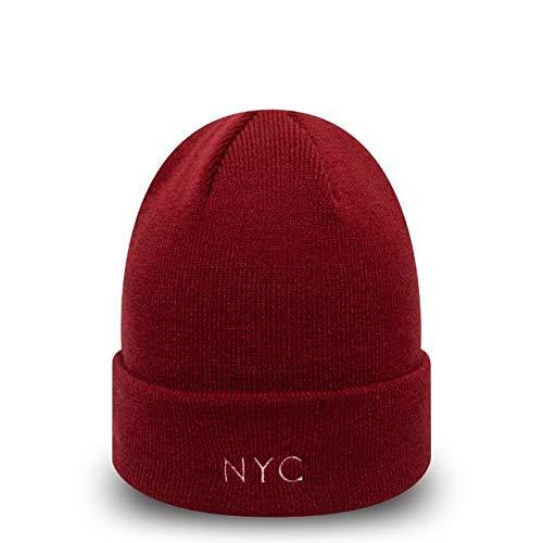 New Era Bonnet tricoté NYC