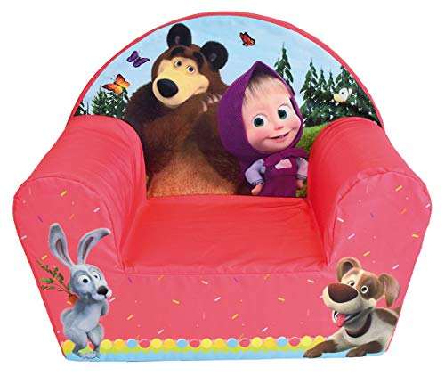 Fun House 713340 Kindersessel Masha et Michka