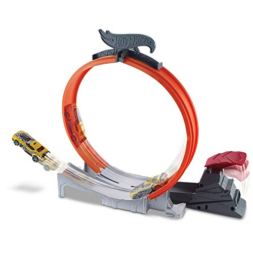 Hot Wheels Loop Star, pista de coches de juguete (Mattel FTH82) , color/modelo surtido