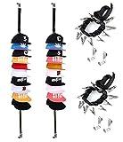IZUS Baseball-Cap-Organizer-Holder-Racks Hat Hanger for...