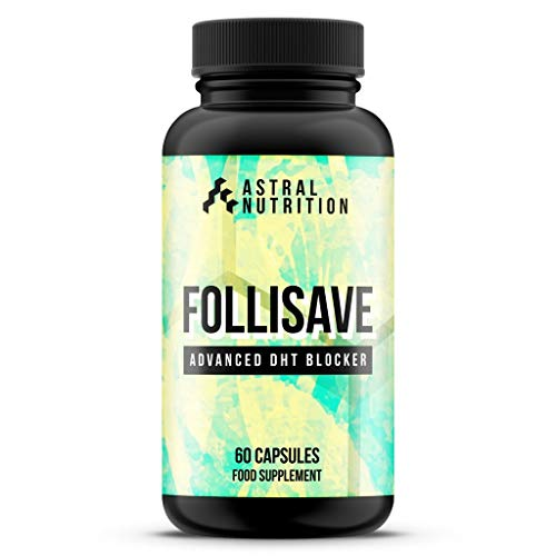 FolliSave DHT Blocker - 1 Month Supply | Max Strength Hair Loss Protection...