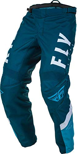 Fly Racing MX-Pants-F-16 Navy/Blue/White