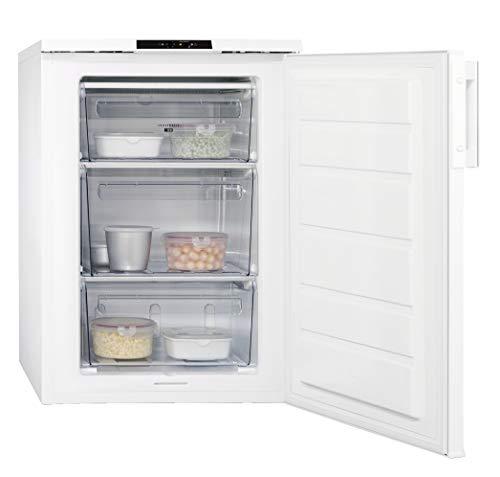 AEG ATB49E1AW Congelatore Verticale, Altezza 85 cm, Capienza 90 L, Bianco