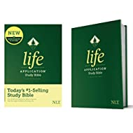 NLT Life Application Study Bible, Third Edition (Hardcover) Tyndale NLT Bible with Updated Notes and Features, Full Text New Living Translation