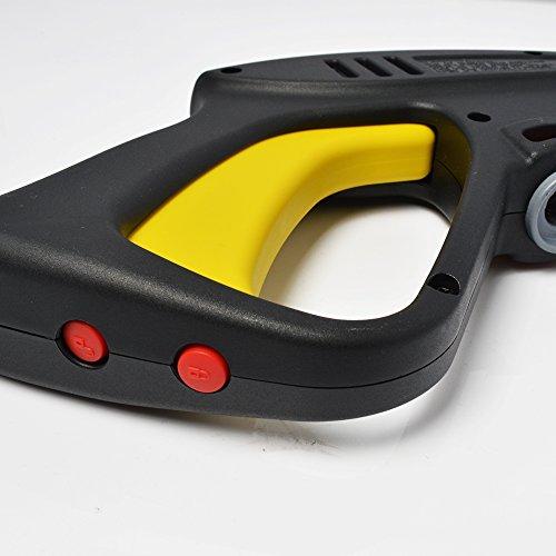 Lavor Ersatzpistole S\'09, Original-Ersatzteil mit Schnellspanner, 450mm Spritzdüse für Waschsauger 6.001.0073