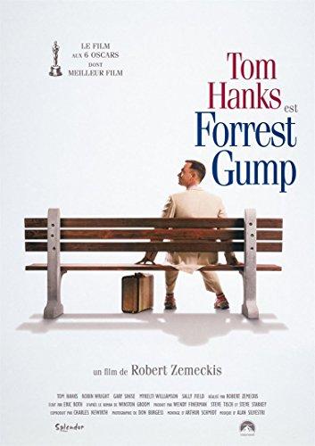 Forrest Gump - Affiche de Film Originale - 40x53 cm - Roulée