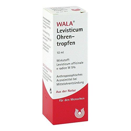 LEVISTICUM OHRENTROPFEN 10 ml