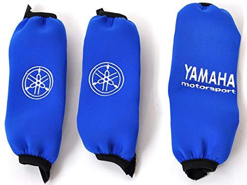 Federbeinschützer Neopren Ersatzteil für/kompatibel mit Yamaha YFM 700 R in blau