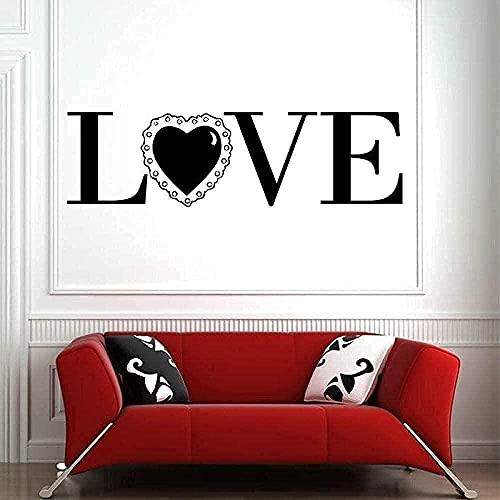 Pegatinas de vinilo para pared, mural familiar, pegatinas artísticas para dormitorio y...