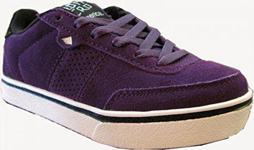 Emerica Skateboard Schuhe- Romero Youth- Lila/Weiß, Schuhgrösse:35.5