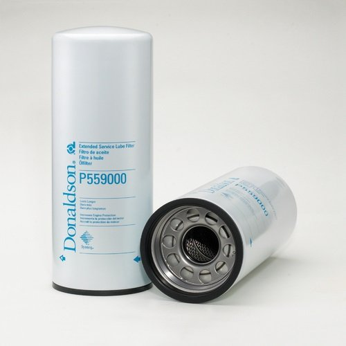 Price comparison product image P559000 - Donaldson Lube Filter,  Spin-on Full Flow (Pack of 3)