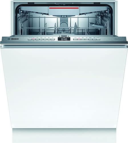 Bosch Elettrodomestici SMV4EVX14E Serie 4, Lavastoviglie a scomparsa totale, 60 cm