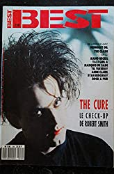 BEST 250 MAI 1989 COVER THE CURE MIDNIGHT OIL THE CLASH MANO NEGRA TAXI GIRL