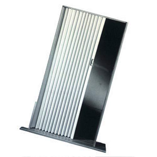 Irvine 4875FIB Ivory Pleated Folding Door