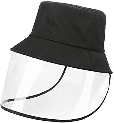 Kupton Visera de Seguridad Visera Protectora Sombrero de Pescador, Protector Completo para Protección al Aire Libre