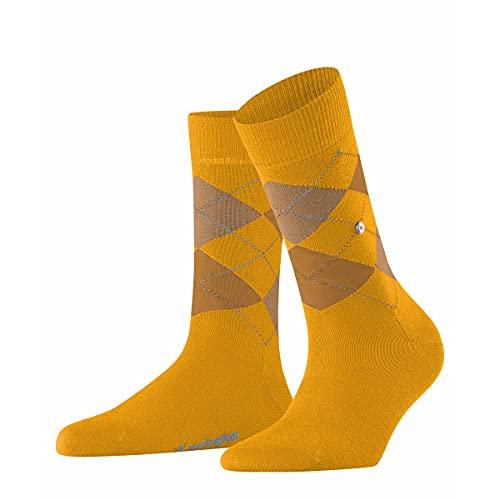Burlington Damen Marylebone W SO Socken, Gelb (Mustard 1420), 36-41