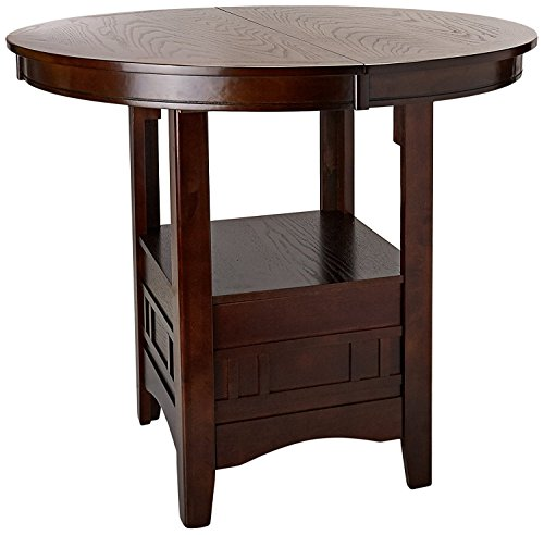 Poundex Dining Tables Brown