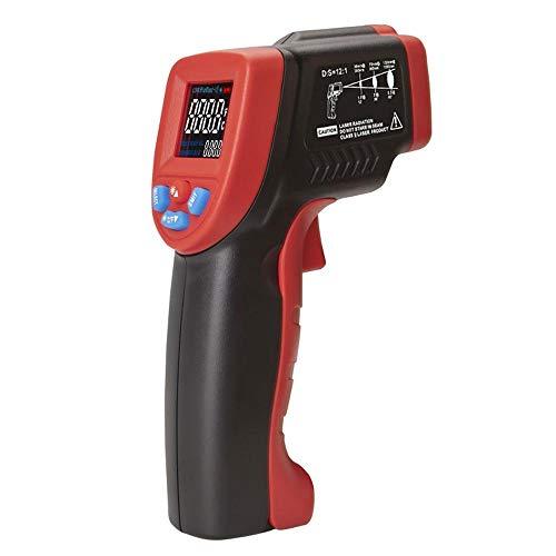 Termómetro infrarrojo industrial Peedeu