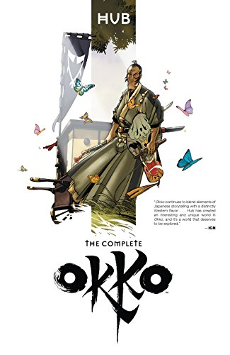 The Complete Okko (English Edition)