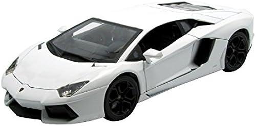 Bburago - 11033w - Lamborghini Aventador LP 700-4 - 2011 - Echelle 1 18