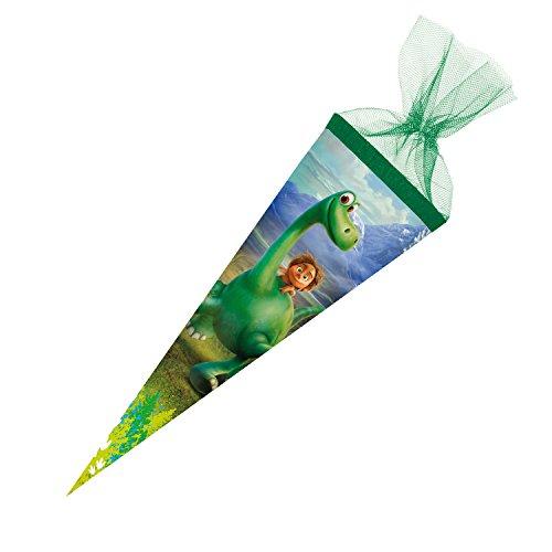 Nestler Schultüte Disney Arlo & Spot Zuckertüte Einschulung Schule Kinder: Größe: 22 cm