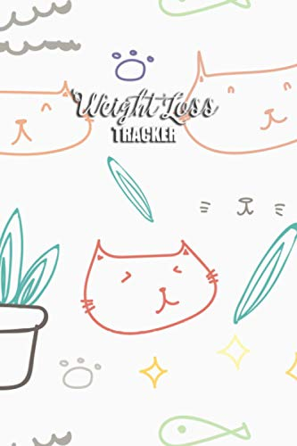 Weight Loss Tracker: Workout Journal and Fitness Diary with...