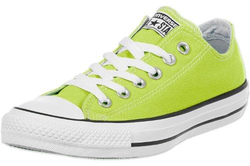 Converse, All Star Ox Canvas Seasonal, Sneaker Unisex - Adulto, Giallo (Citronelle), 36