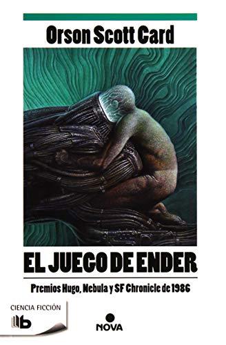 El juego de Ender (premio Nébula 1985) (premio Hugo 1986) (Bestseller Zeta bolsillo)