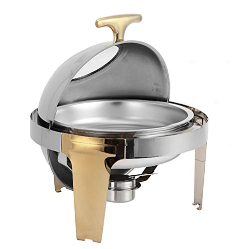 DBMGB Catering Chafing Dish Electrico, Calentadores de Comid