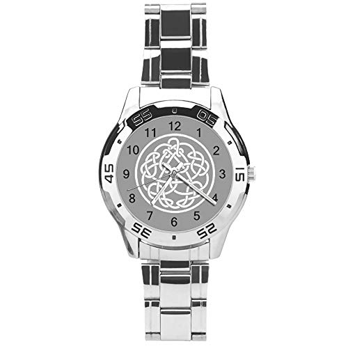 King Crimson Discipline キング・クリムゾン 腕時計 メンズ ステンレス ビジネス ファッション 合金