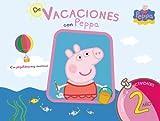 De vacaciones con Peppa - 2 años (Peppa Pig. Cuaderno de actividades): (Con pegatinas)
