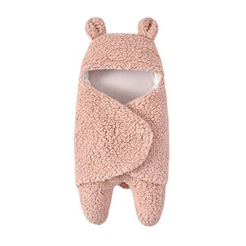 Duanin - Saco dormir capucha bebé recién nacido