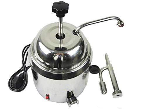 110V/220V Hot Fudge Nacho queso calentador de dispensador de Chocolate Queso Máquina De Calentamiento De Agua, 110V