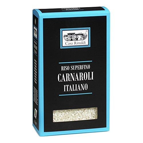 Casa Rinaldi Riso Carnaroli Superfino / Risottoreis 1 kg.