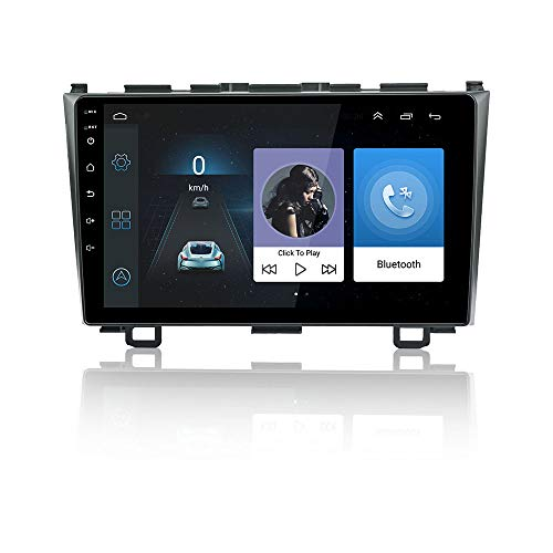 Ezonetronics Android 8.1 Car Stereo 9 Inch Capacitive Touch Screen High Definition GPS Navigation Bluetooth USB Player 2G DDR3 + 16G NAND Memory Flash for Honda CRV 2008-2011