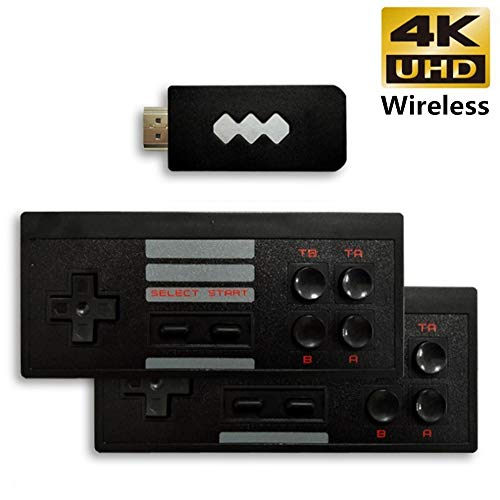 No.eight Wireless Old Arcade Classic Retro Video Game Console with 568 Video Games, Plug and Play Video Handheld Game Console