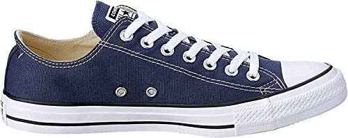 Converse Chuck Taylor All Star, Sneakers Unisex - Adulto, Blu (Navy), 39.5 EU