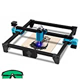 Tatoonly Twotrees Totem S Professional Laser Engraver 40W Laser Engraving Machine DIY Compressed Spot LD+FAC 5.5W Fast High Precision Engraver Cutter for Metal and Wood