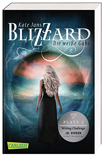 Blizzard. Die weiße Gabe: Fantasy-Liebesroman für Hexen-Fans! Über eine starke Heldin auf ihrem Weg an die magische Akademie: Fantasy-Liebesroman für ... Heldin auf ihrem Weg an die magische Akademie