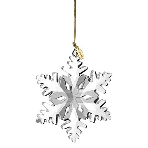 Lenox 886853 2019 Optic Snowflake Ornament