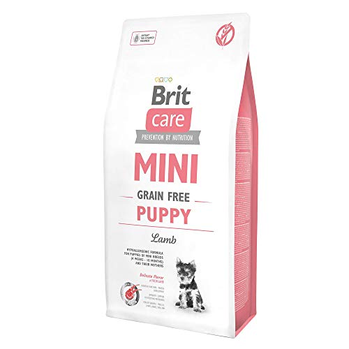 Brit Care Mini Grain Free Puppy all'Agnello Ipoallergenico - 2 kg