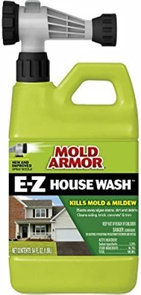 Home Armor FG511 E Z House Wash 64 Oz Pack 2