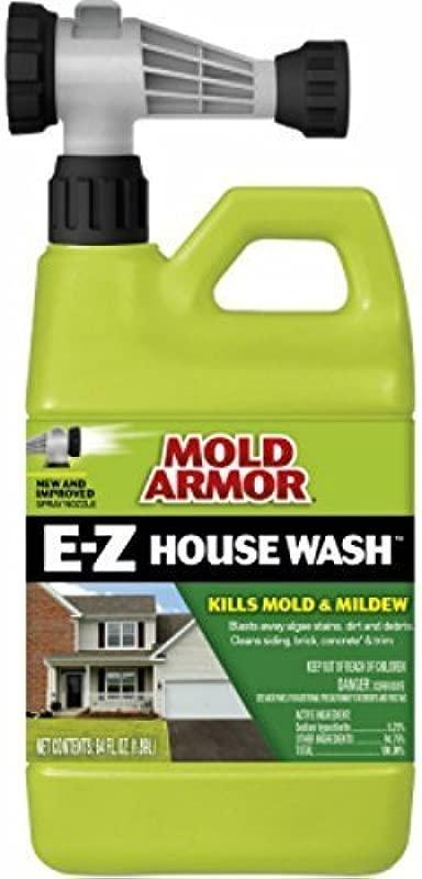 Home Armor FG511 E Z House Wash 64 Oz Pack Of 2