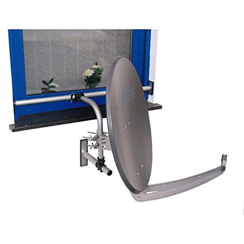 Kabel-Tec-Hauch Easymount DIY 1 Halterungssystem für Satellitenantennen
