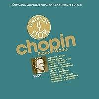 Chopin Piano Works by ARGERICH/HOROWITZ/RUBINSTEIN
