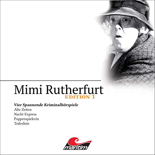 Mimi Rutherfurt Edition 1  By  cover art