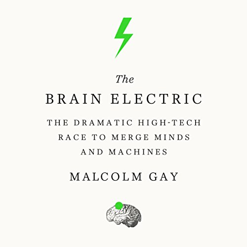 The Brain Electric audiobook cover art