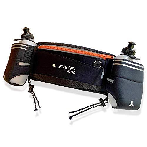 Lava Activ Cinturón de Running Hydrabelt...