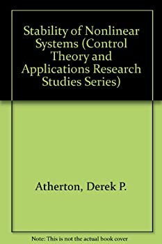 Hardcover Stability of Nonlinear Systems (Control Theory & Applications Studies Series) Book