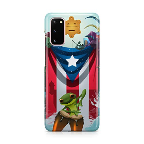 Puerto Rico case Compatible with Samsung Galaxy S20 Plus S20+ S10 s10+ S9 S9+Ultra (Galaxy s20)